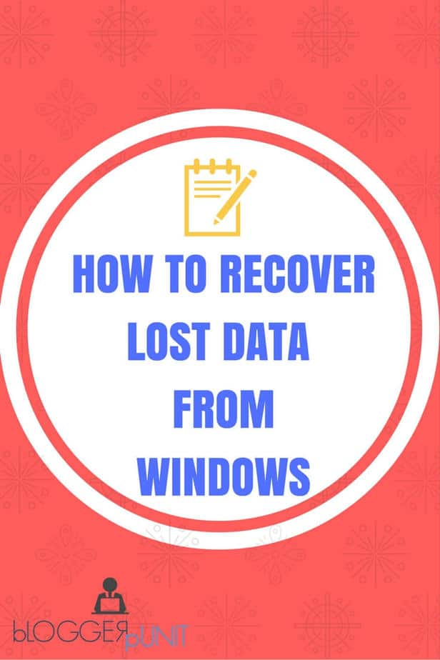 recover lost data windows 7 wondershare deleted files formatted undelete folders