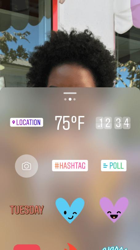 Instagram polls